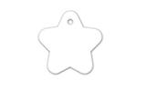 pentagram key tag