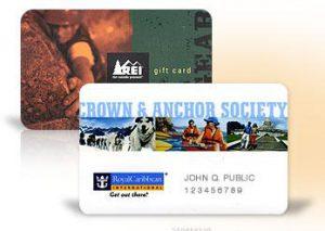 cr80 4c plastic card