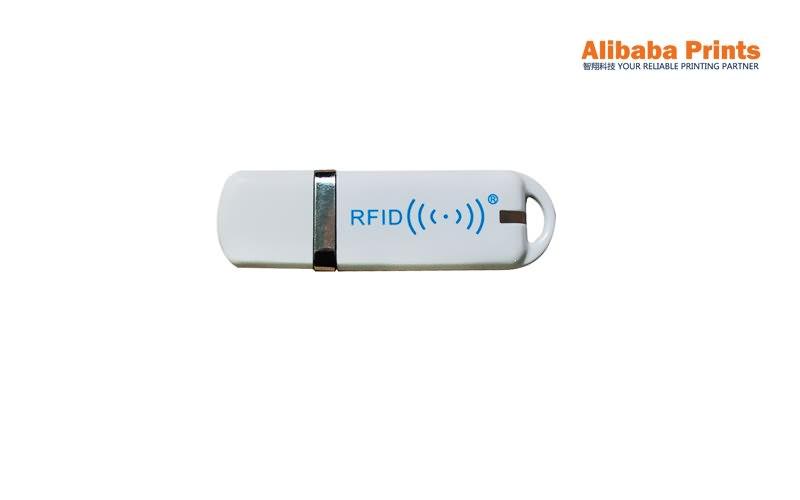 13.56MHz RFID Mini USB Key IC Card Reader Writer RH380