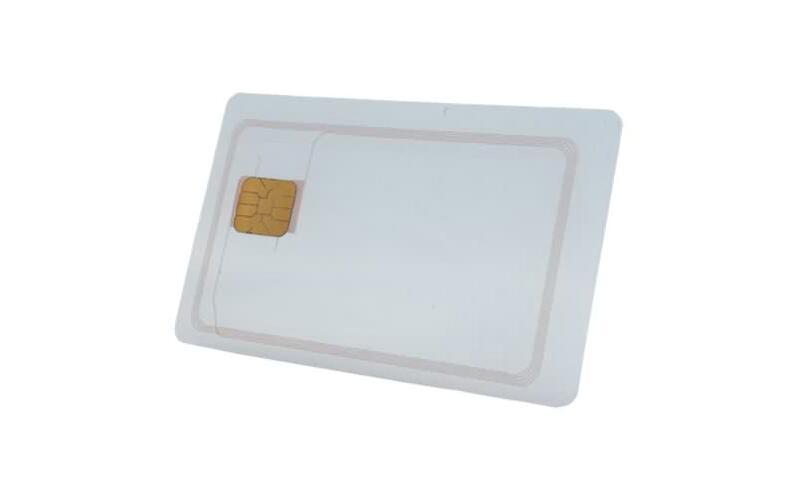 Dual Interface rfid cards