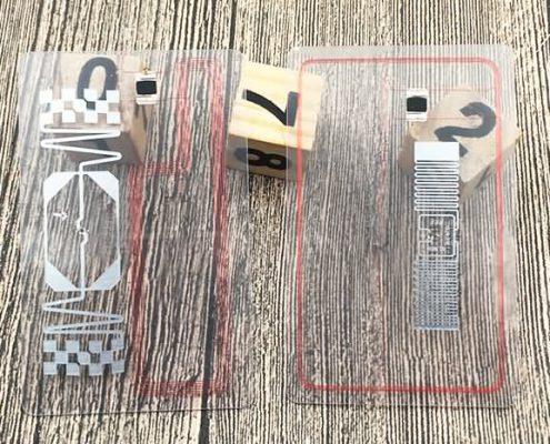 HF+UHF Hybrid Cards