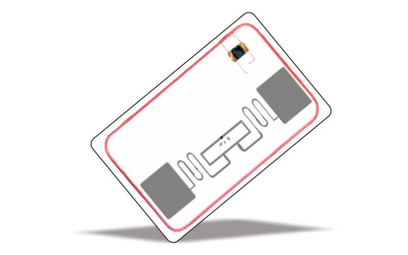 HF+UHF hybrid card