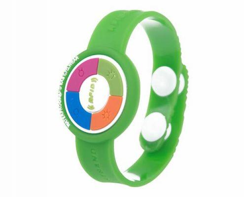 pvc rfid wristband PVC001-1