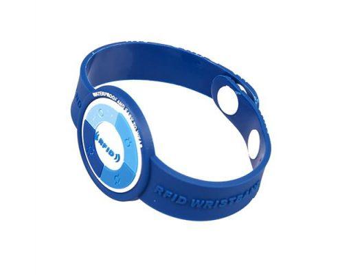 pvc rfid wristband PVC002-2