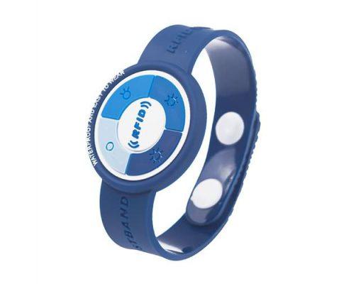 pvc rfid wristband PVC002