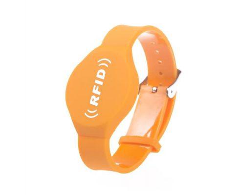 pvc rfid wristband PVC003
