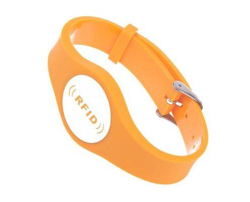 pvc rfid wristband PVC005-2