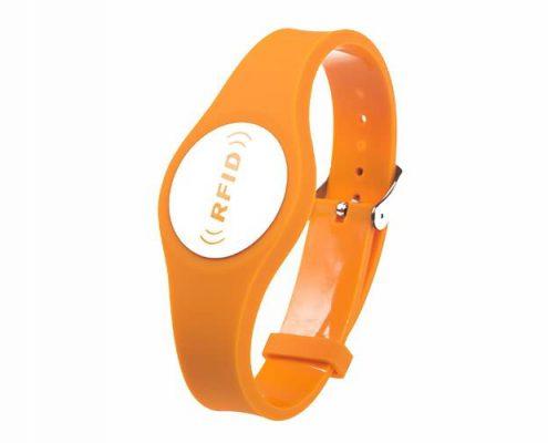 pvc rfid wristband PVC005