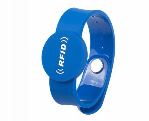 pvc rfid wristband PPVC008