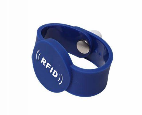 pvc rfid wristband PVC0011-1