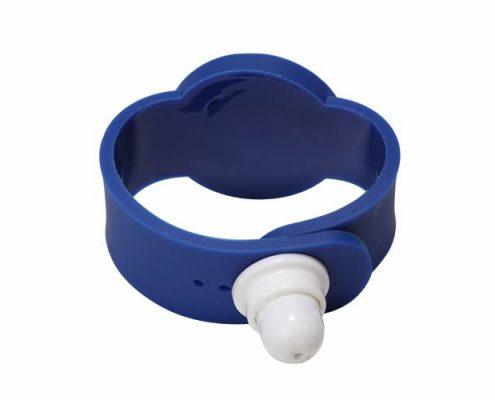 pvc rfid wristband PVC0011-2