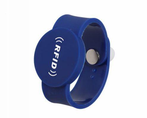 pvc rfid wristband PVC0011