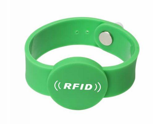 pvc rfid wristband PVC0012