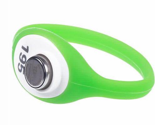 RFID plastic wristband SJ004-2