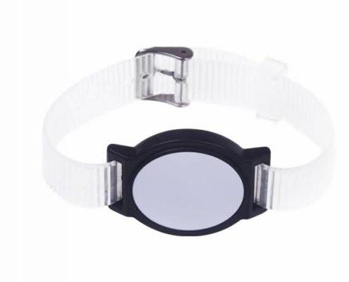 RFID plastic wristband SJ005-1