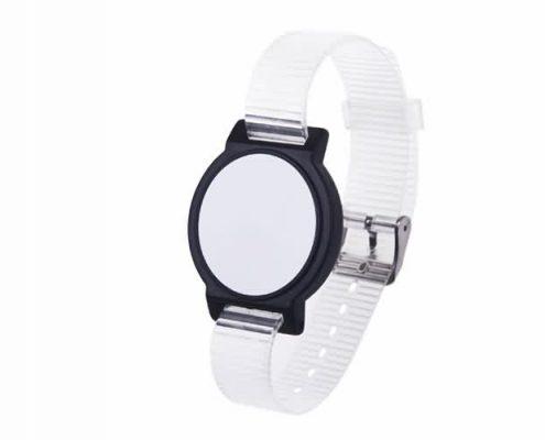 RFID plastic wristband SJ005