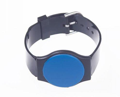 RFID plastic wristband SJ006-1
