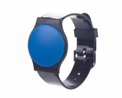 RFID plastic wristband SJ006