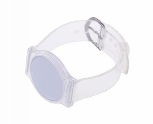 RFID plastic wristband SJ007-2