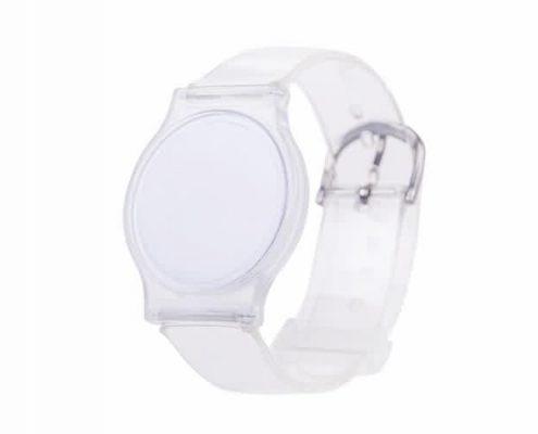 RFID plastic wristband SJ007