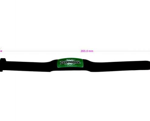 RFID plastic wristband SJ008-3