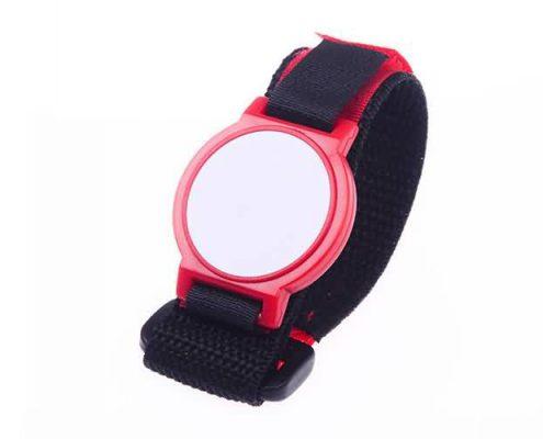 nylon RFID wristband SNL002
