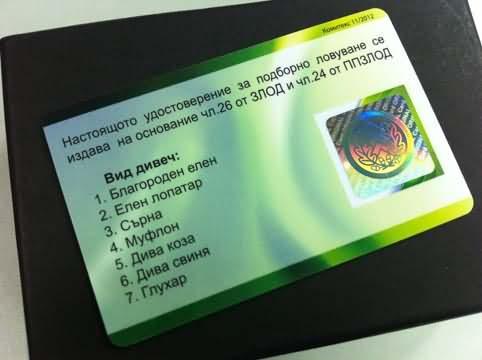 hologram cards