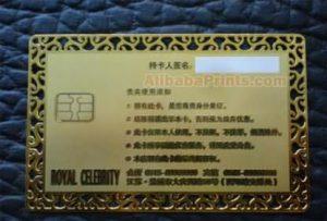 metal contact card1