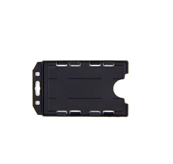 Open face rigid badge holder1
