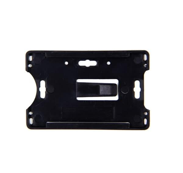 Open face rigid badge holder6