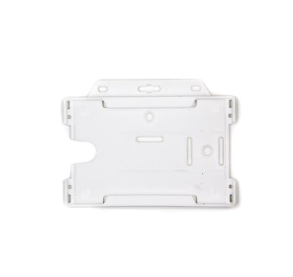 Open face rigid badge holder8