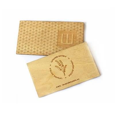 RFID Hotel key Wooden card
