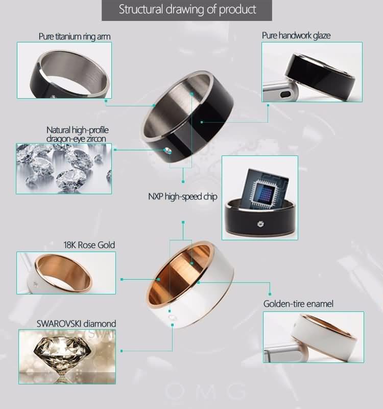 nfc smart ring9