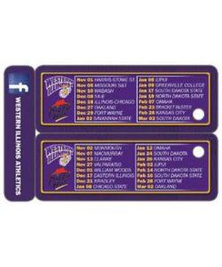 2 up key card