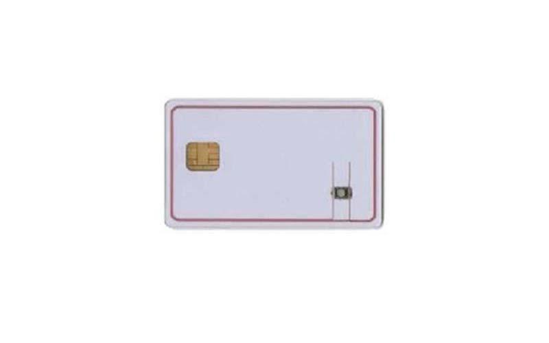 Dual Interface Smart Card