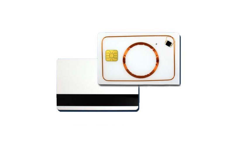 Dual interface PKI ready smart card