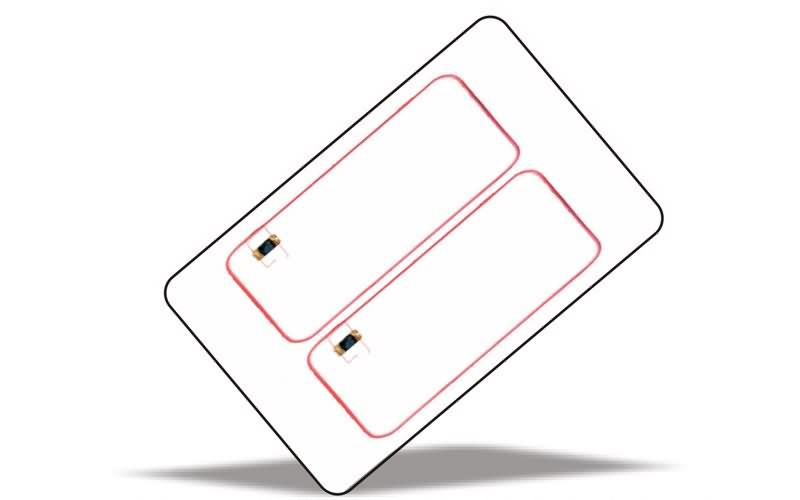 HF+HF hybrid card
