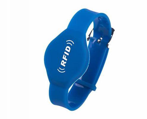 pvc rfid wristband PVC004