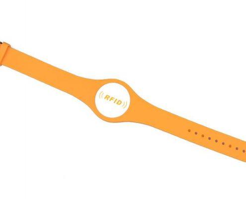 pvc rfid wristband PVC005-1