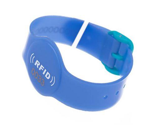 pvc rfid wristband PVC006-2