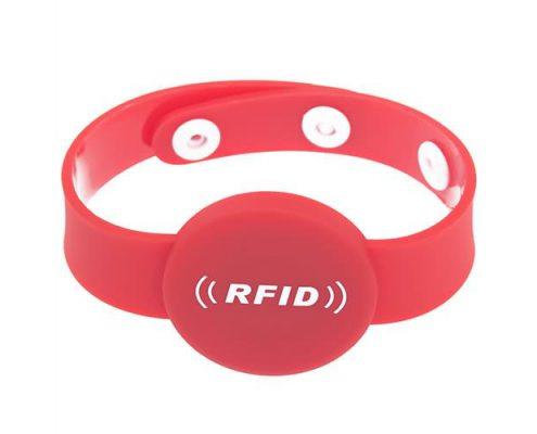 pvc rfid wristband PVC007-2