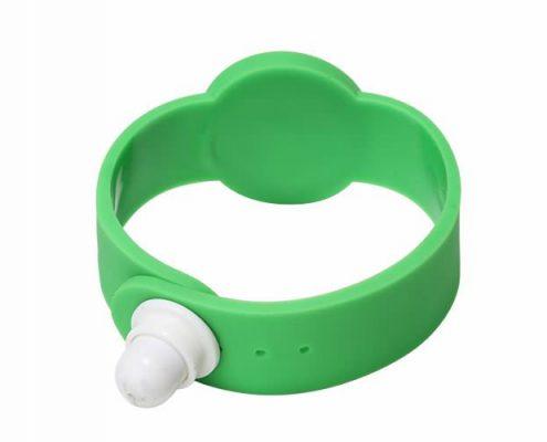 pvc rfid wristband PVC0012-2