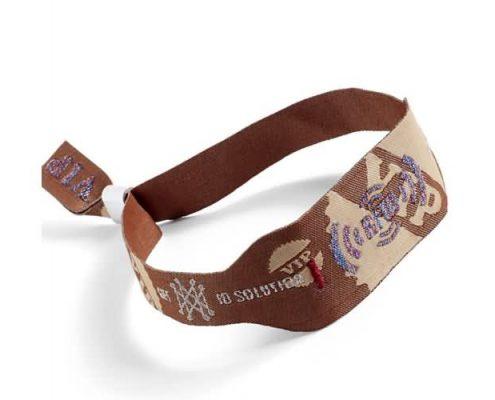RFID woven wristband breacelet1