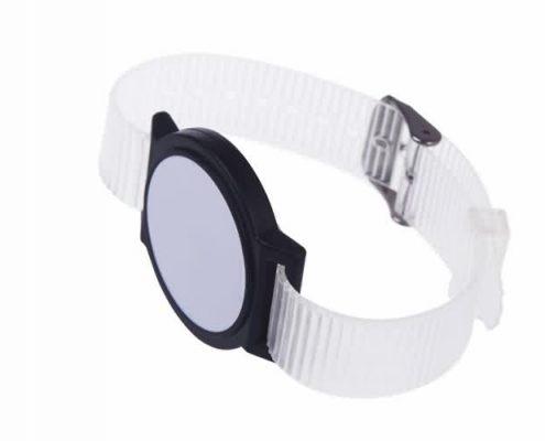 RFID plastic wristband SJ005-2