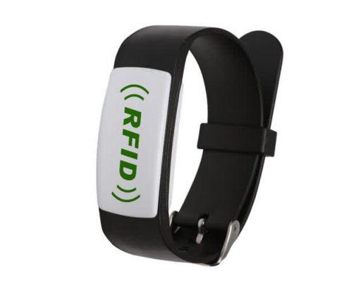 RFID plastic wristband SJ008