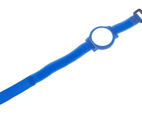 nylon RFID wristband SNL001-2