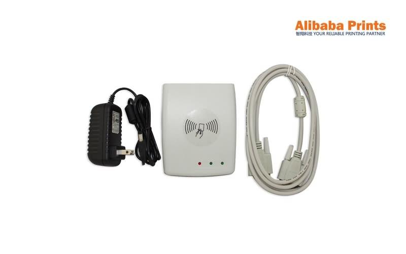 UHF Desktop IC Card Reader Writer with RS232 TCP IP RU5103