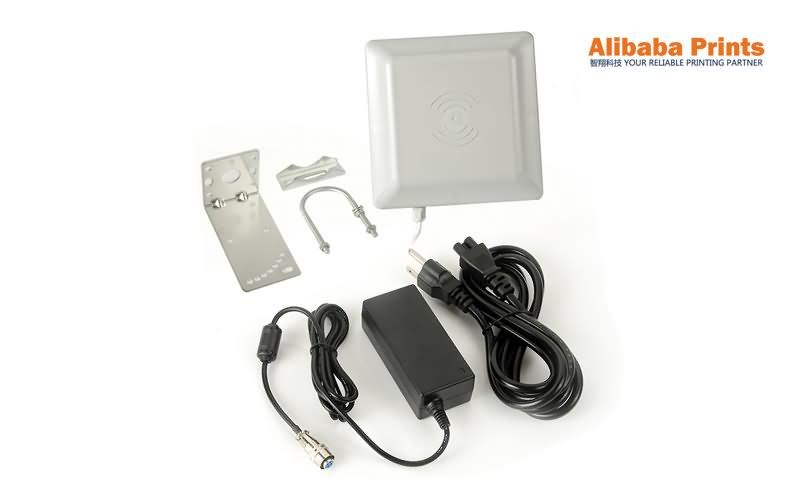 UHF Middle Range Integrated IC Card Reader for Parking System RU5106-P