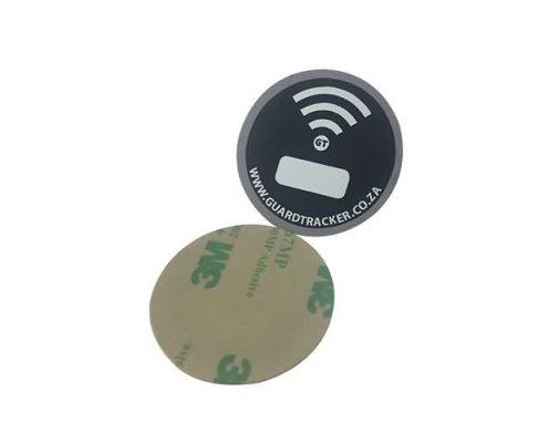 custom printing 3m adhesive nfc sticker