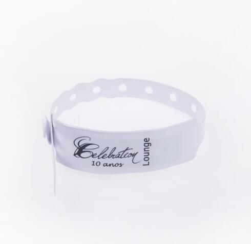 disposable RFID pvc wristband3